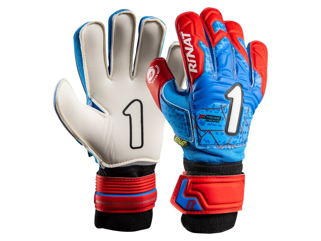 rinat xtreme guard training turf modra cervena 3
