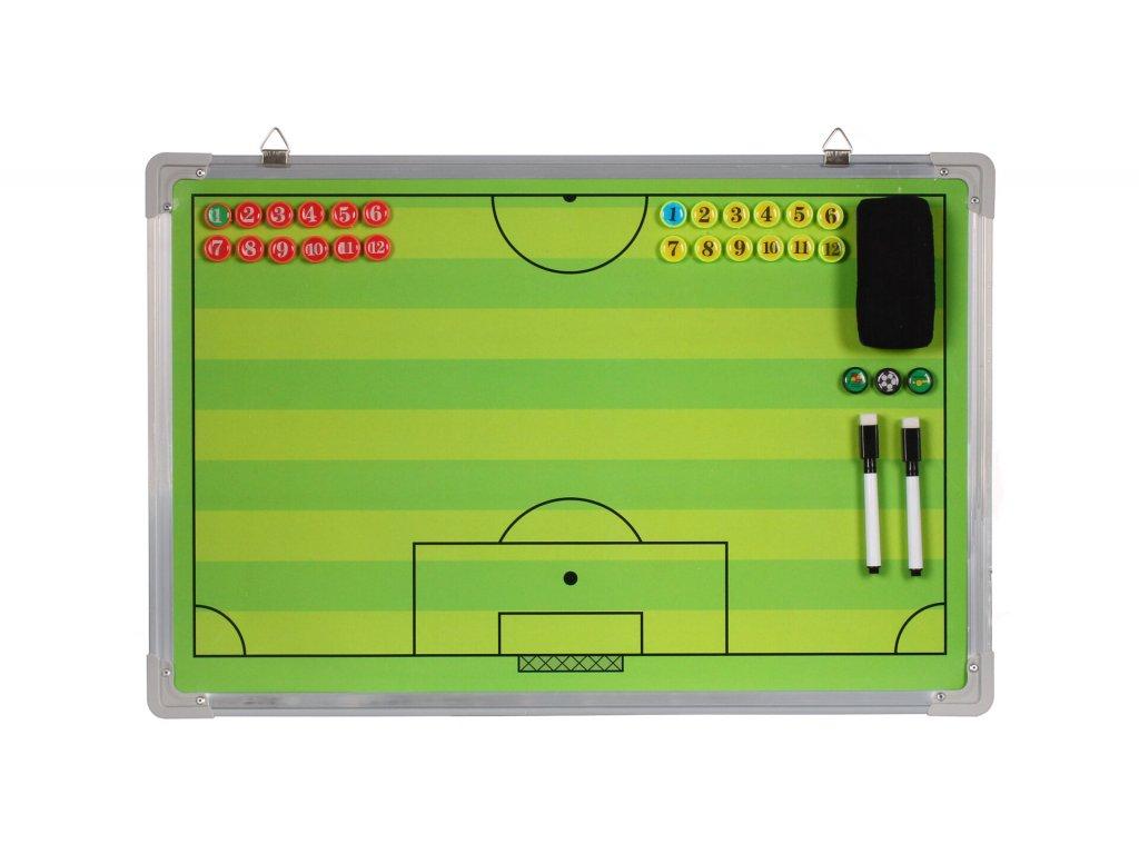 Fotbal 45 magnetická trenérská tabule
