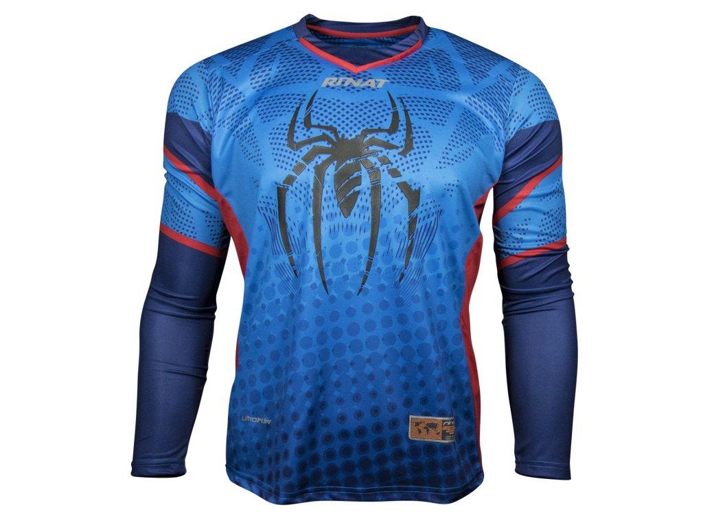 Brankářský dres Rinat Symbiotik modrá
