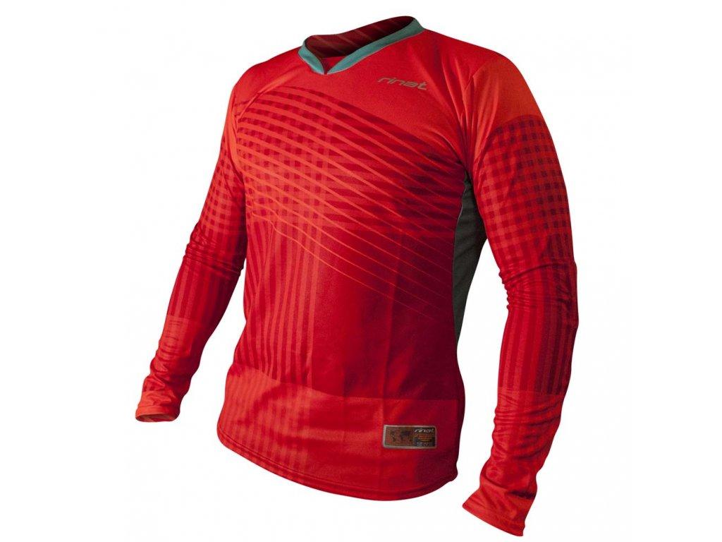 Brankářský dres Rinat Speed červená