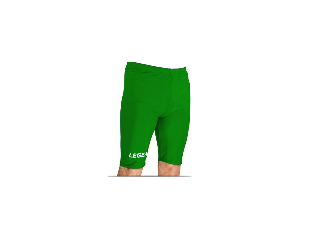elasticke trenky legea corsa zelena