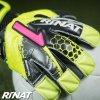 Brankářské rukavice Rinat Asimetrik 2.0 PRO žlutá/černá 3
