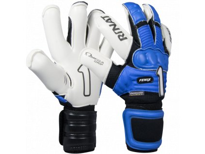 Brankářské rukavice Rinat Fenix PRO 2.0 modrá 1