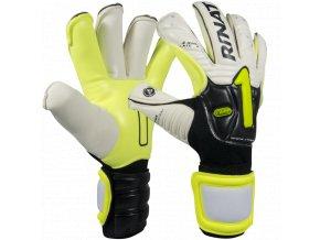 Brankářské rukavice Rinat Imperator PRO 2.0 bílá/žlutá 1