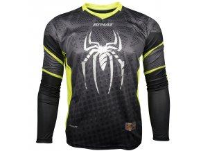 Brankářský dres Rinat Symbiotik černá