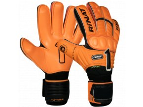 Brankářské rukavice Rinat Fenix 2.0 REPLICA oranžová 1
