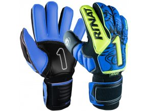 brankarske rukavice rinat Kraken NRG Semi modra zluta