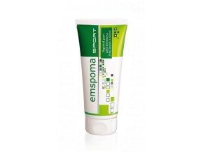Masážní emulze Emspoma speciál zelená 200 ml