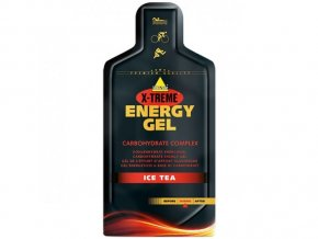 x treme energy gel ice tea s guaranou 40 g