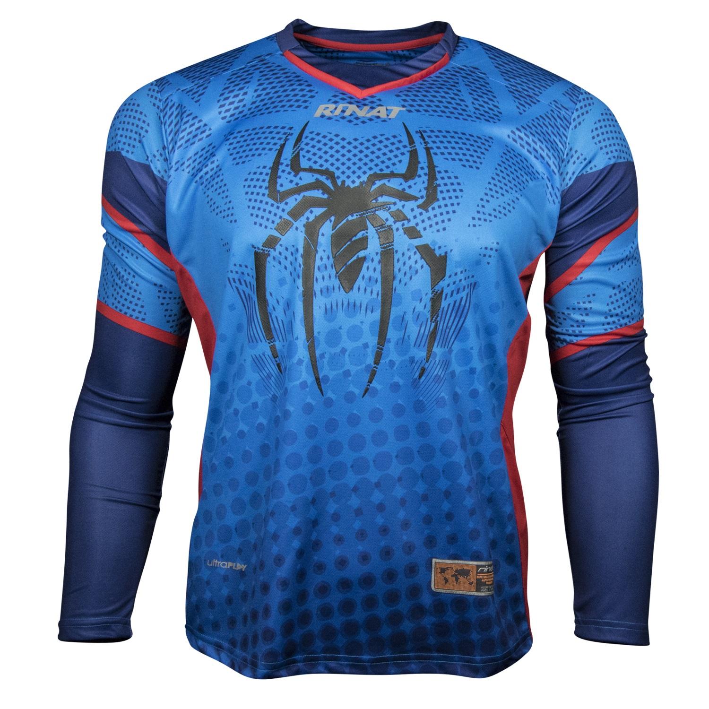 Dres Rinat Symbiotik modrá Tabulka velikostí: XL