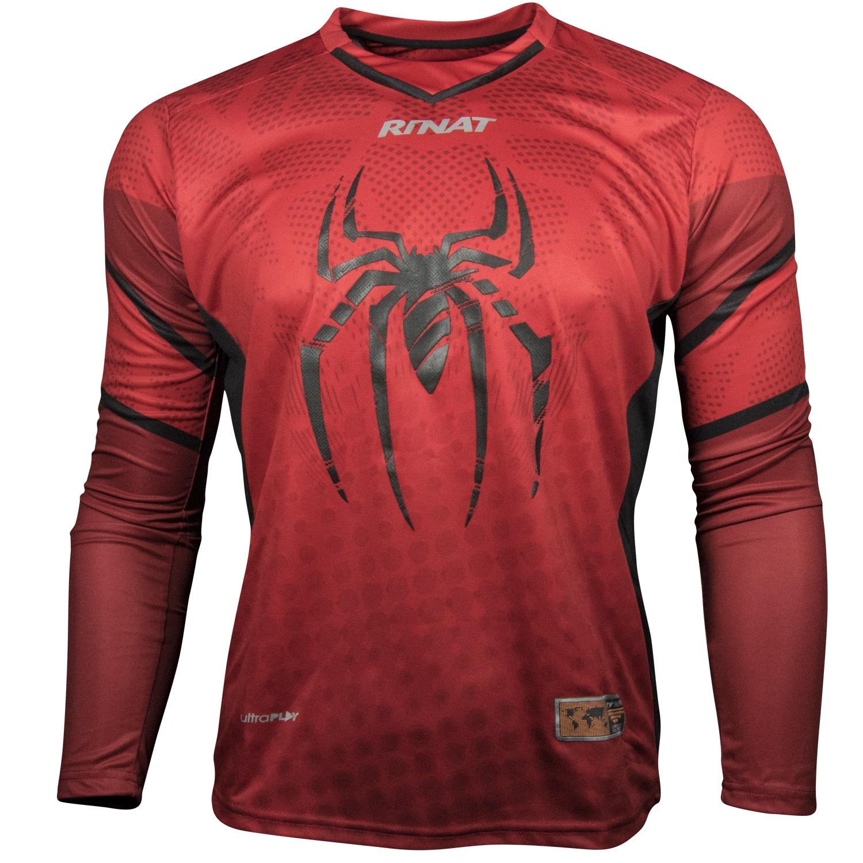 Dres Rinat Symbiotik červená Tabulka velikostí: XL