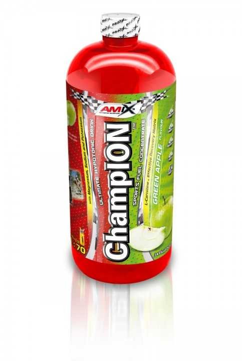 Amix CHAMPION SPORTS FUEL Příchuť: Green Aple