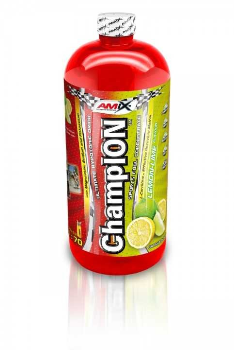 Amix CHAMPION SPORTS FUEL Příchuť: Lemon-Lime