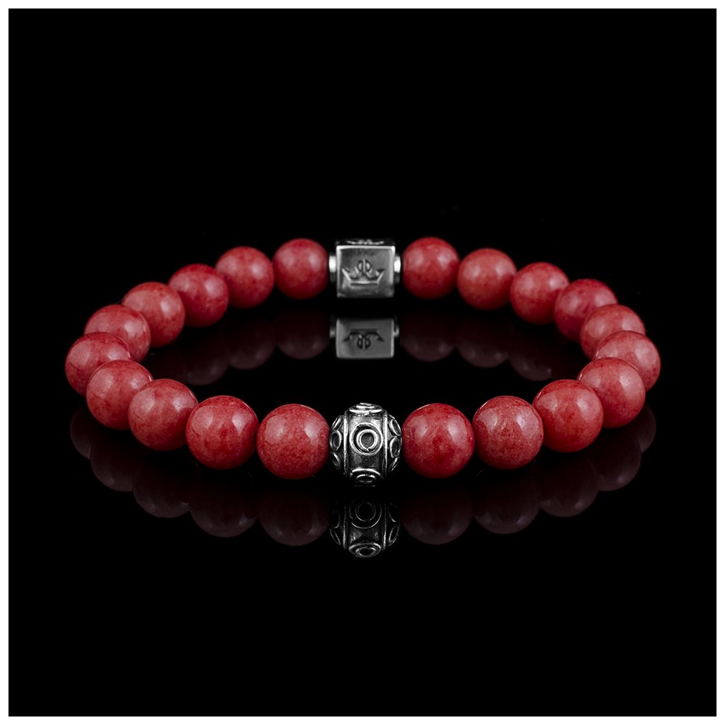 Woman mountain jade coral red (2)