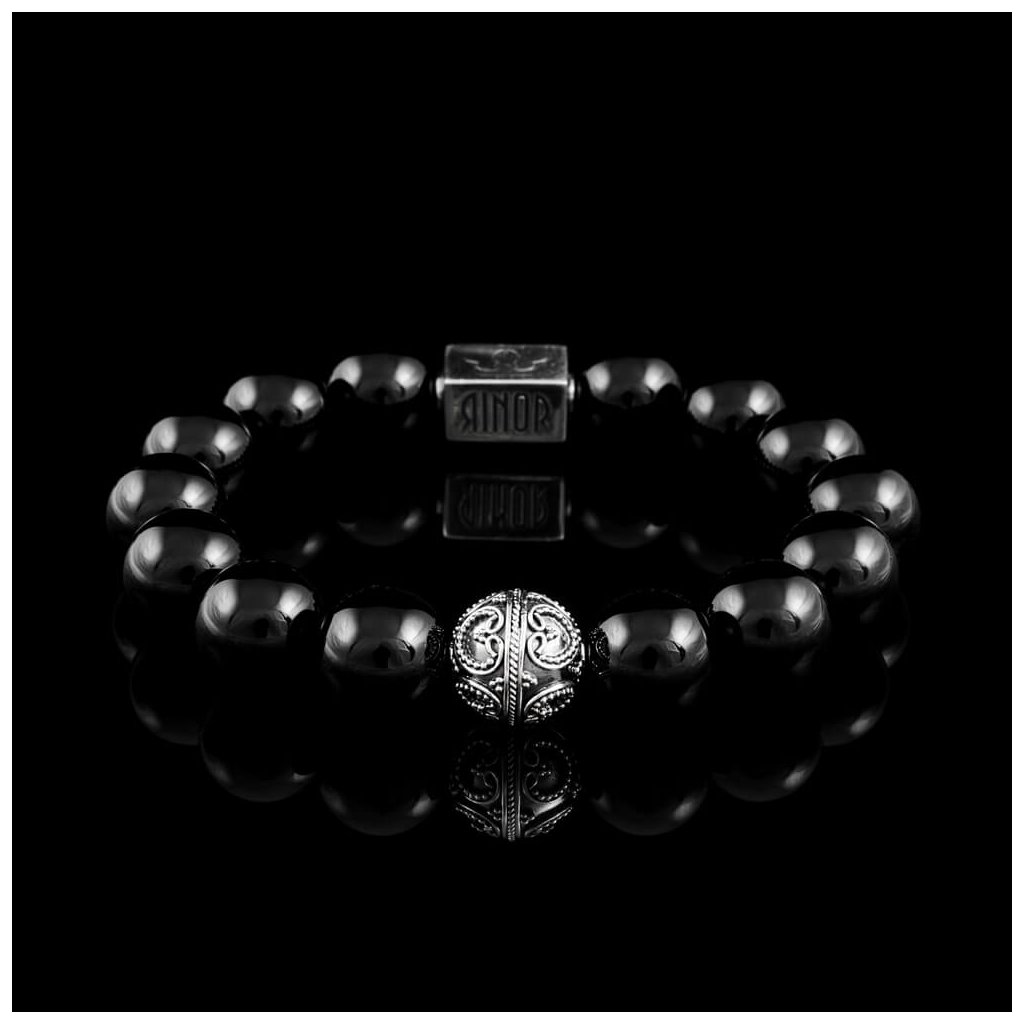 Náramek RINOR Premium1 Black Onyx