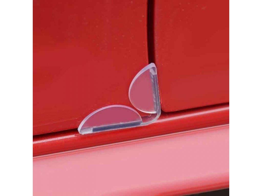 Ochrana rohů u auta