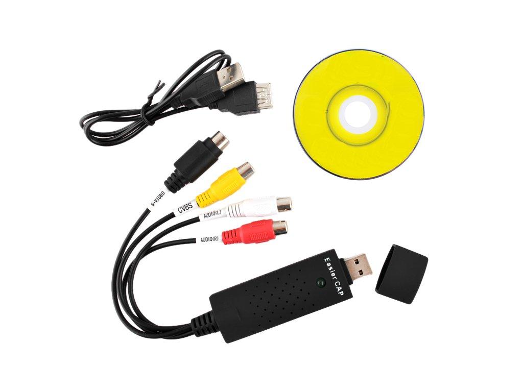 UVC USB video grabber Win7/Win8/Win10