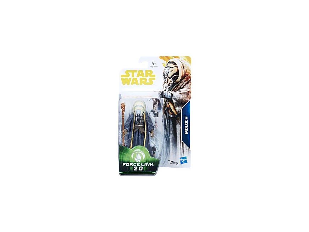 Star Wars S2 FORCE LINK s doplňky Moloch