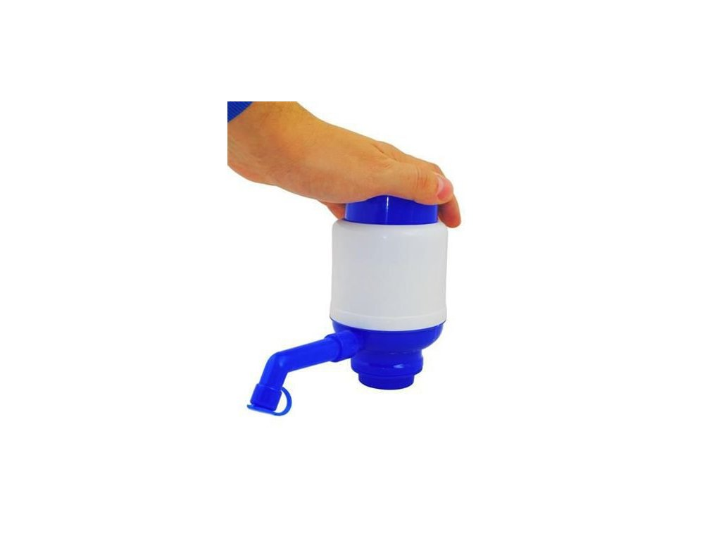 Ruční pumpa na vodu