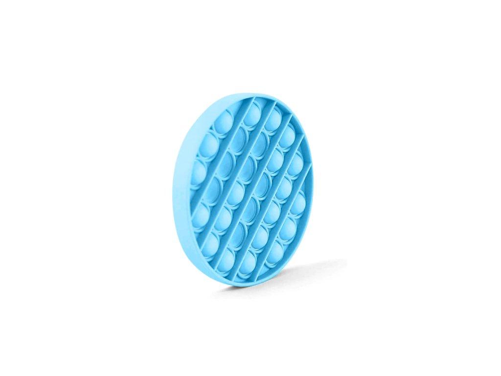 Push game Antistresová hra - kolečko modré