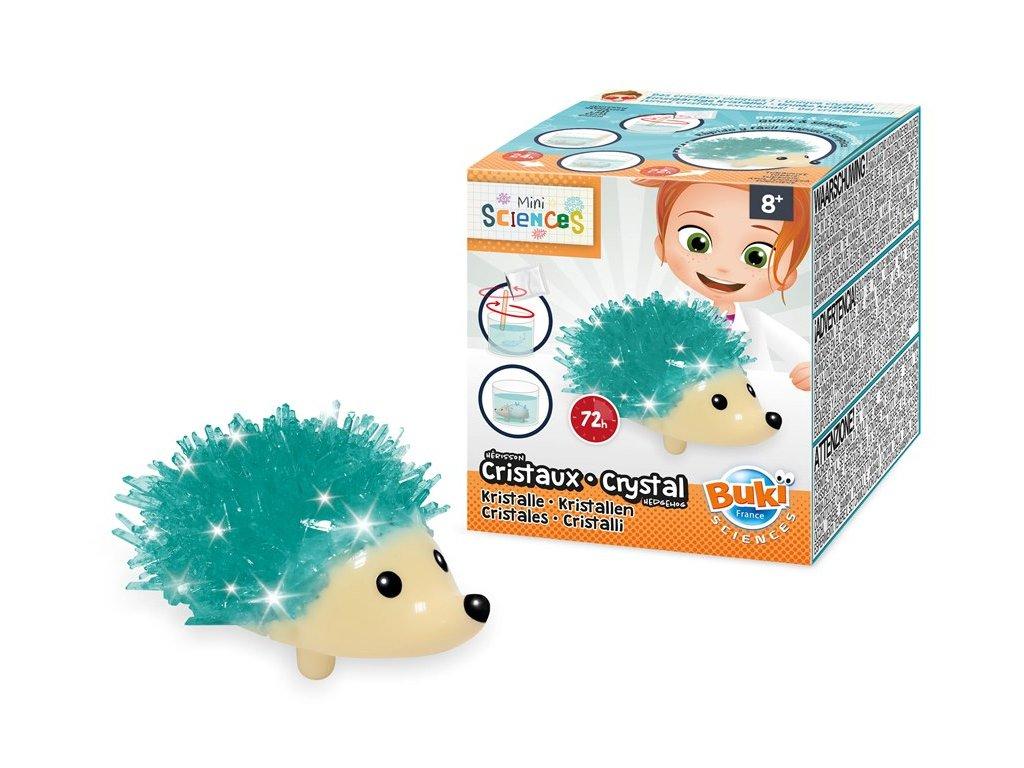 MiniScience Krystalový ježek