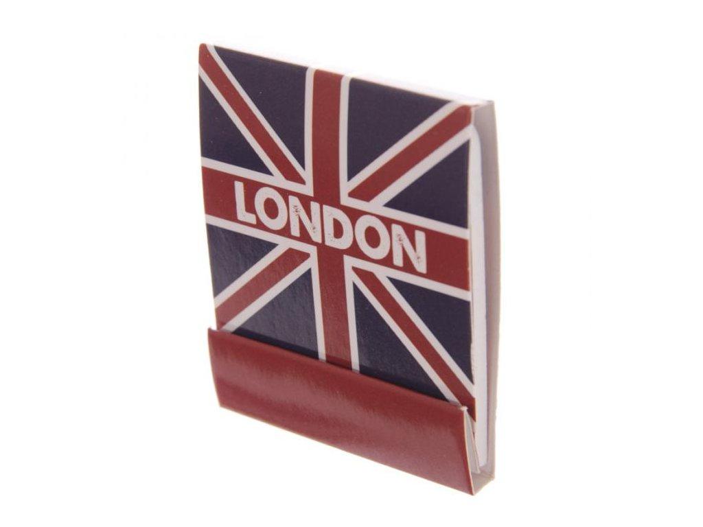 Mini pilníčky London