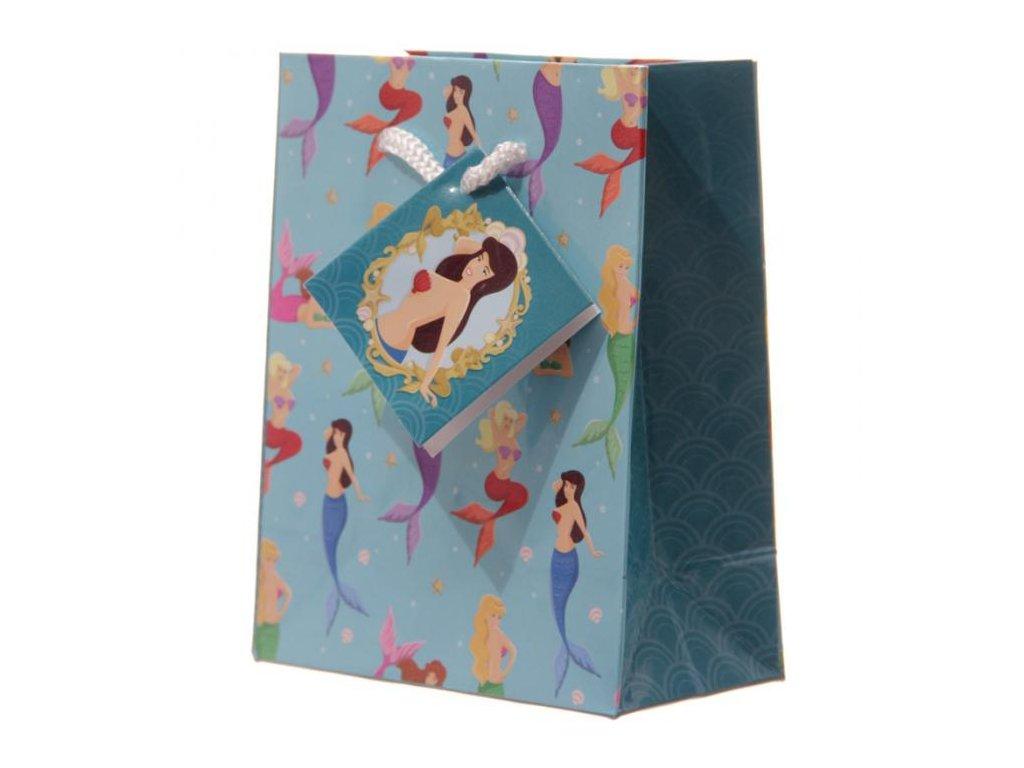 Dárková taška Mořská víla mini