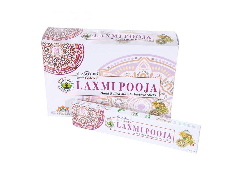 Vonné tyčinky Laxmi Pooja