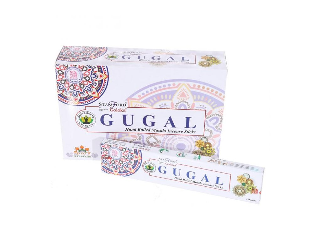 Vonné tyčinky Gugal