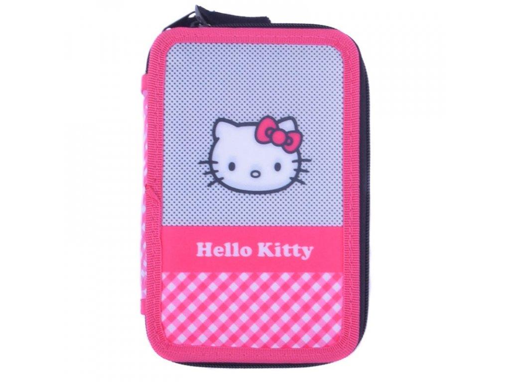 Karton P+P 2-patra Hello Kitty plný