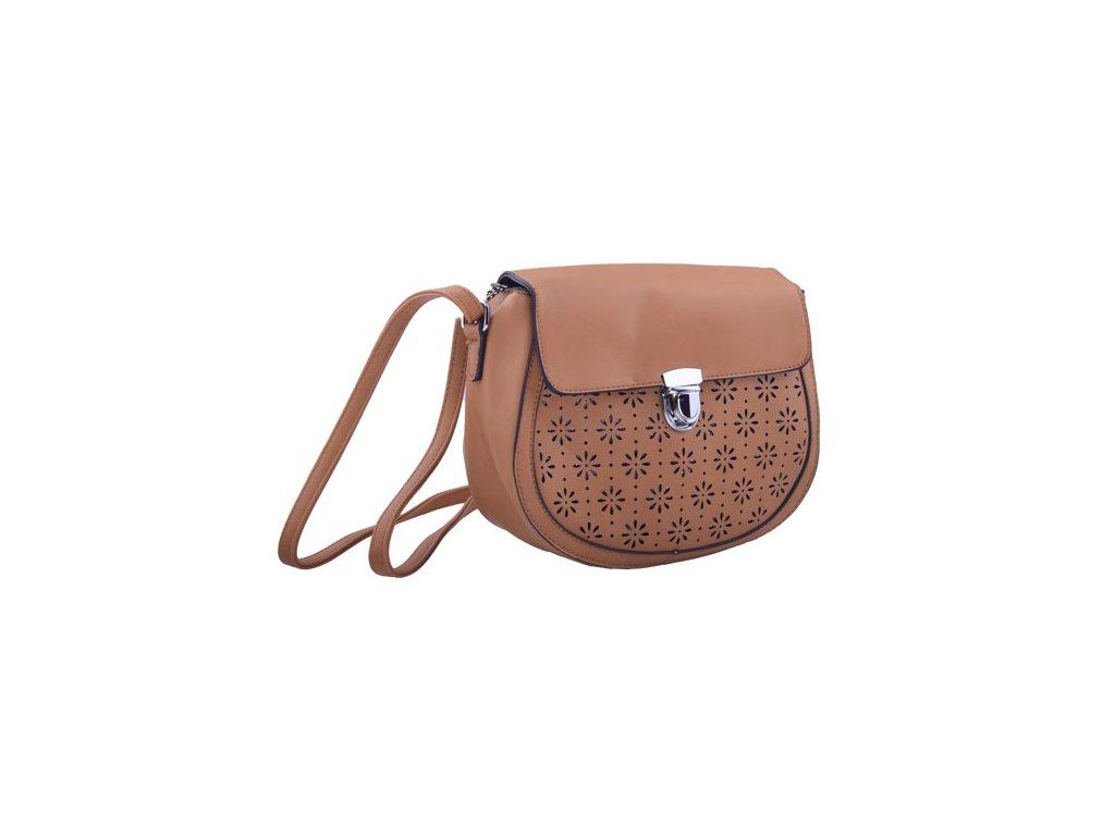 Elegantní kabelka s přezkou 4 barvy