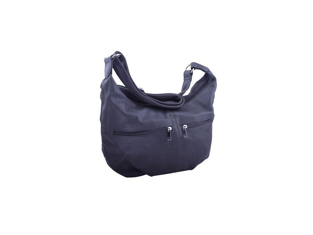 Dámská kabelka s kapsičkami 3 barvy