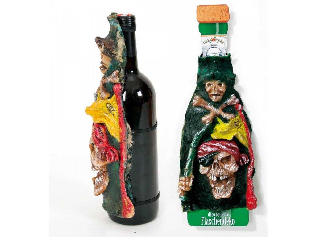 Návlek na lahev Pirát