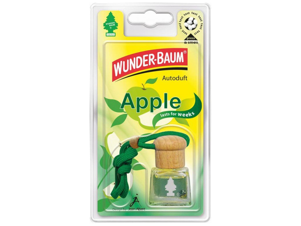 WUNDER baum classic Jablko 4,5 ml