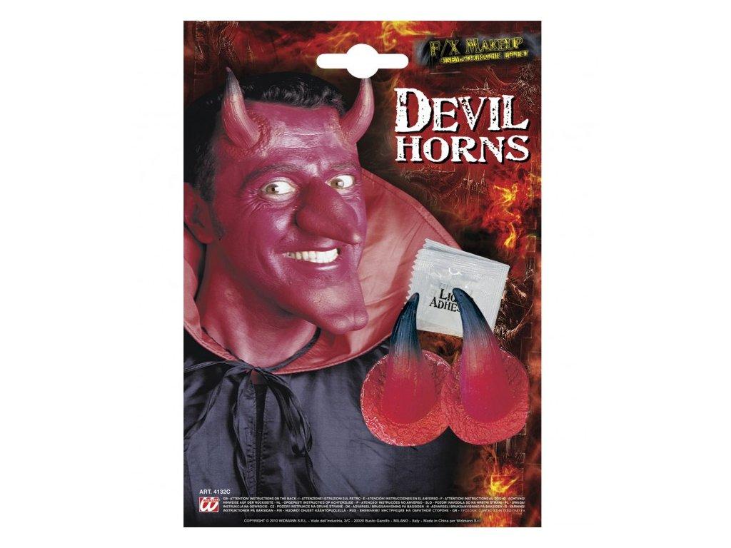 Ďábelské rohy