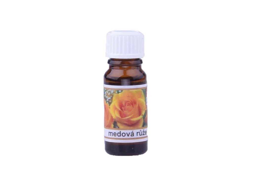 Vonný olej - Medová růže