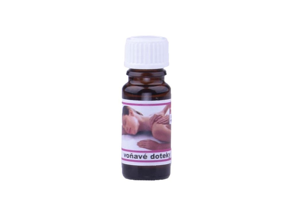 Vonný olej - Voňavé doteky