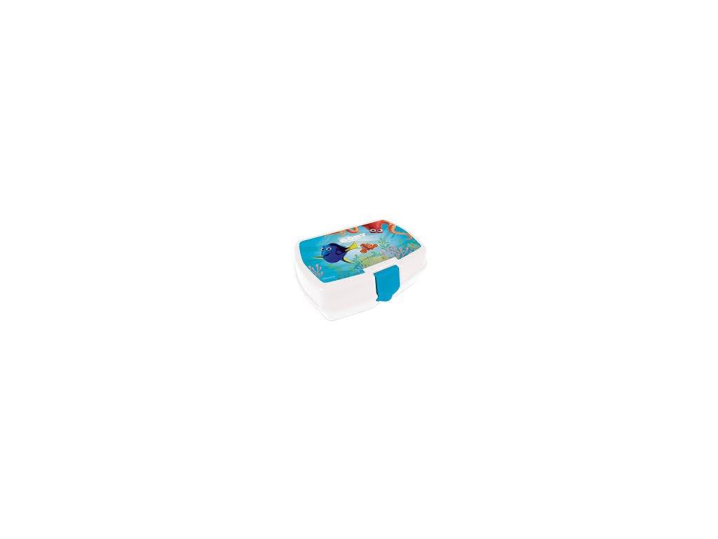 Karton P+P Box na svačinu - Hledá se Dory