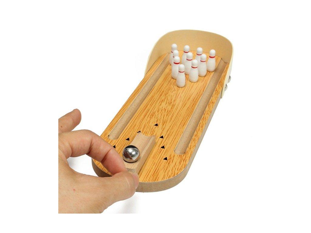 Mini stolní bowling