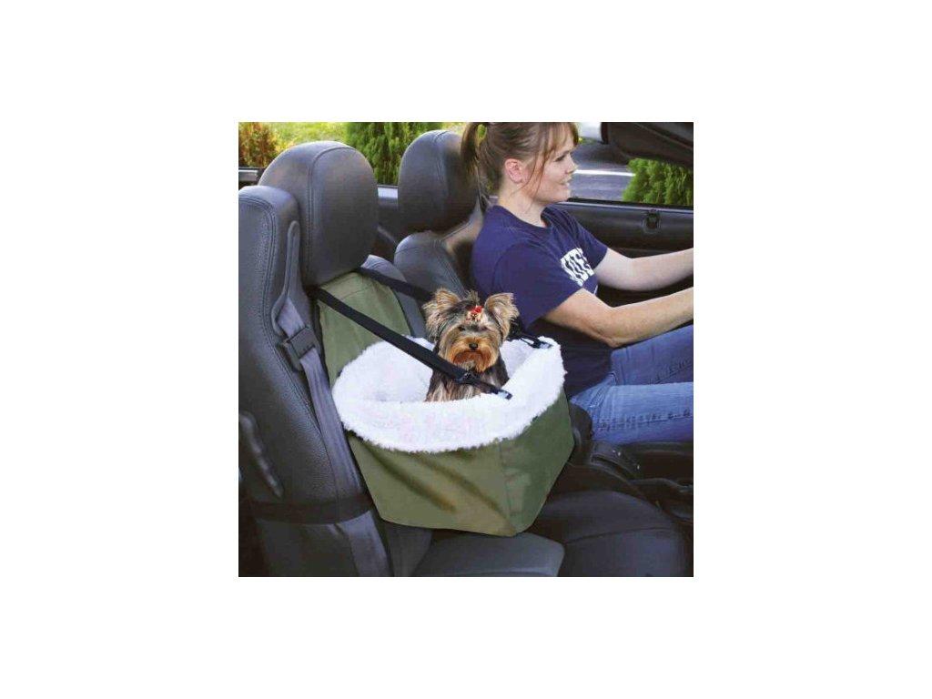 Autosedačka pro psa nebo kočku