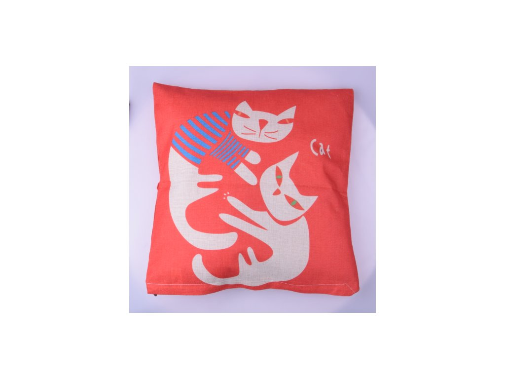 RS Povlak na polštář Cats 42x42 cm