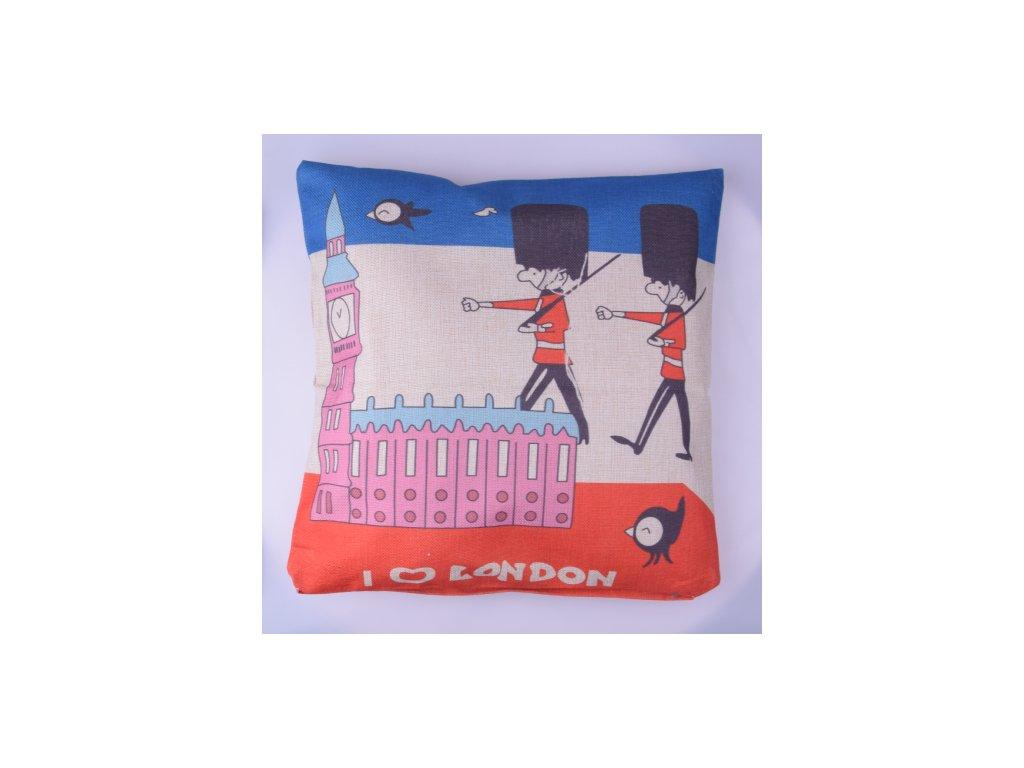 RS Povlak na polštář I love London 42x42 cm