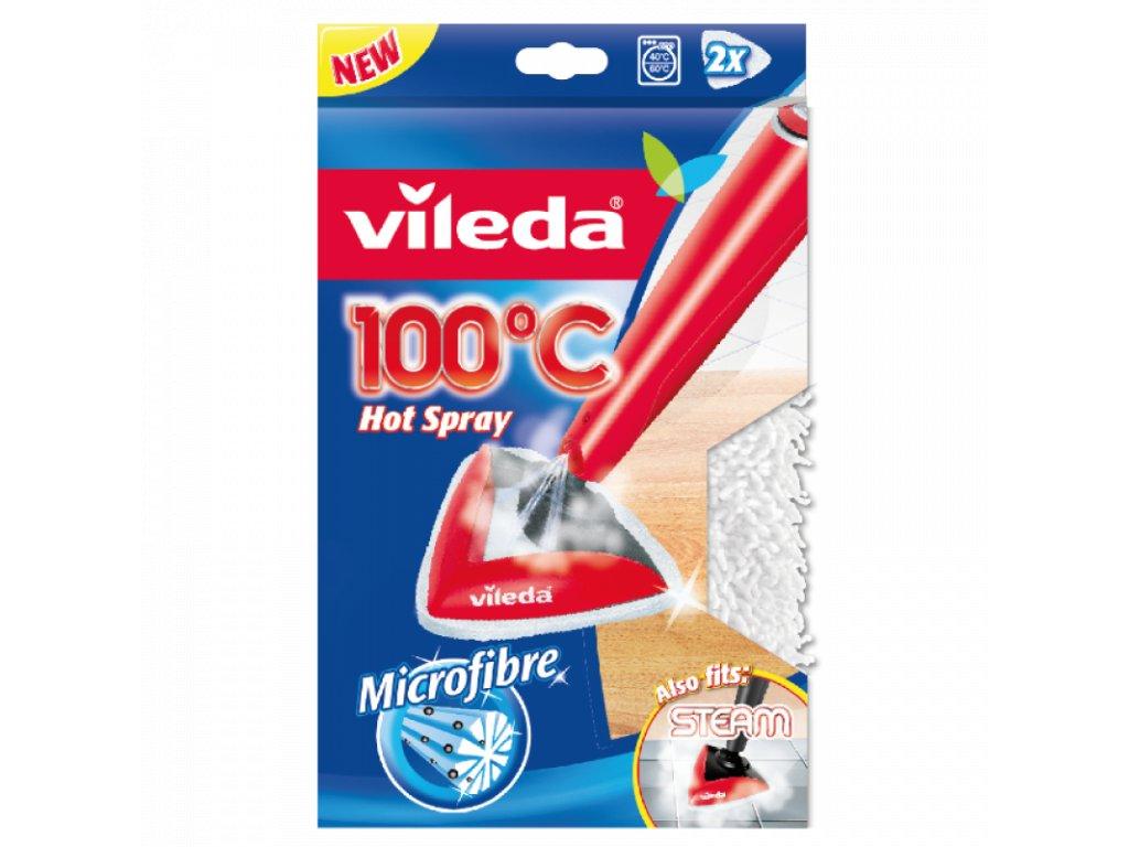 VILEDA 100 °C mop a Steam mop náhrada 2 ks