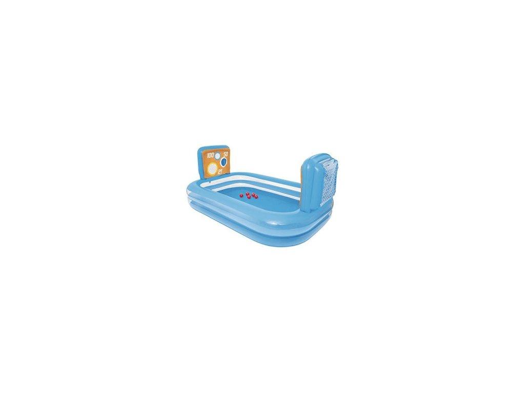 Bestway Dětský nafukovací bazén moře 153x53 cm