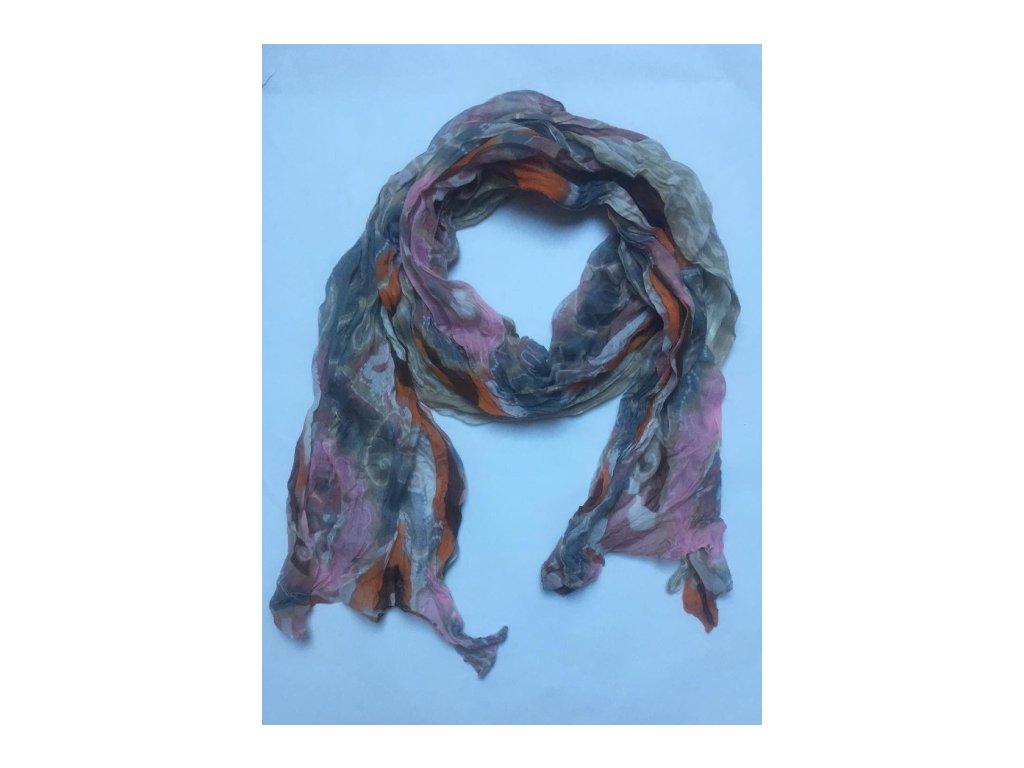 Dámský šátek typ 2