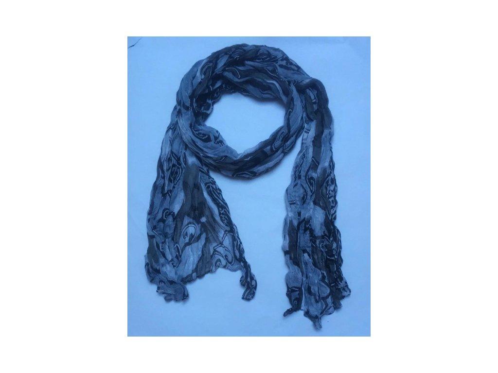 Dámský šátek typ 4