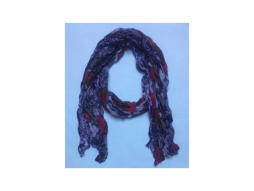 Dámský šátek typ 6