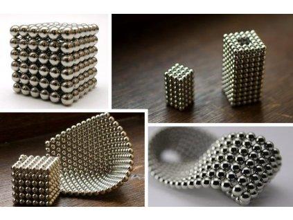 Magnetické kuličky - v dárkovém balení