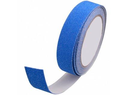 Protiskluzové samolepící pásky - modré
