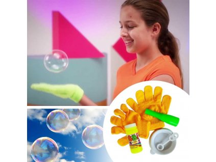 Dotykové bubliny - Juggle Bubbles